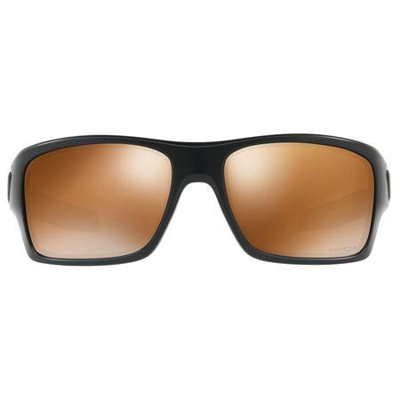 f9b90ecf48f2d Óculos de Sol Oakley Turbine OO9263 926340 63 Preto