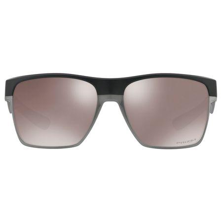 efa9bc2613464 Óculos de Sol Oakley Twoface XL 0OO9350 10 59 Preto Fosco Lente Preto  Espelhado Polarizado