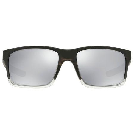 Óculos de Sol Oakley Mainlink 0OO9264 13 57 Cinza Degradê Lente Prata  Espelhado 068205c40f