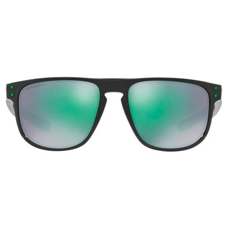 9d4b321960fc6 Óculos de Sol Oakley Holbrook R 0OO9377 03 55 Preto Lente Verde Espelhado