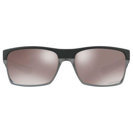 Óculos de Sol Oakley Twoface 0OO9189 38 60 Preto Fosco Lente Preto  Polarizado 2c4a34ab99