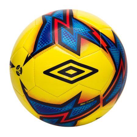 5cc11c486e901 Bola de Futebol Umbro de Campo Amarela Neo Trainer