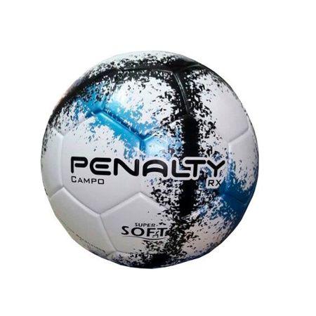 ff4eca6744778 Bola de Futebol de Campo Penalty RX R3 520308 - Cor Azul 1040