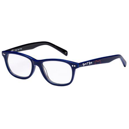 c60f0cbed2408 Óculos de Grau Tigor T Tigre VTT084 C04 46 Azul