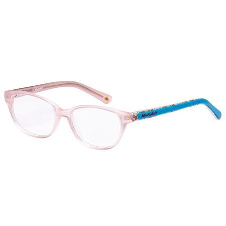 595c10b60 Óculos de Grau Lilica Ripilica VLR081 C02/48 Rosa/Azul