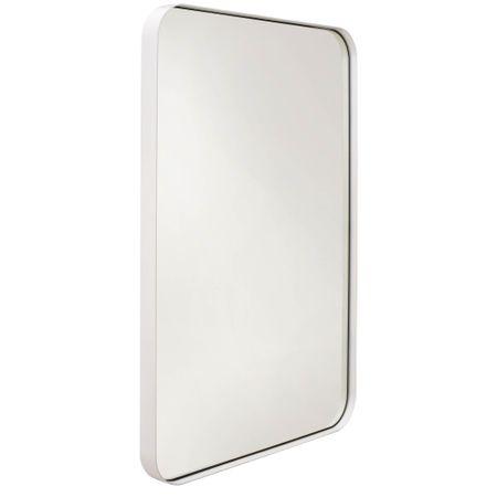 Espelho Retangular Pereque Branco 80 cm (ALT) 41458 Sun House