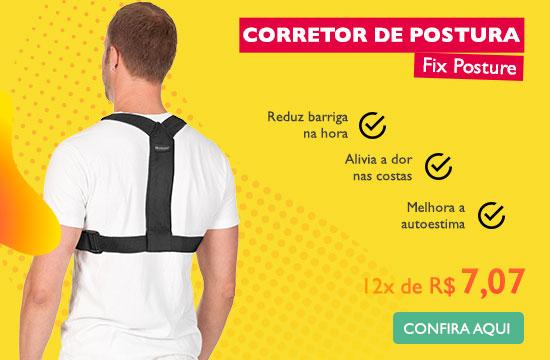 CORRETOR DE POSTURA