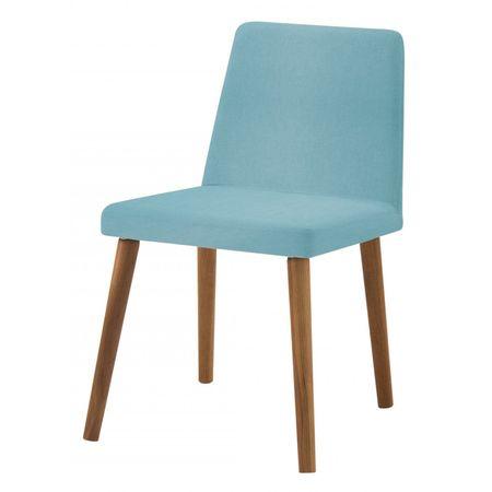 Cadeira Ghog Azul Base Natural 50583 Sun House