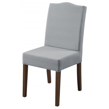 Cadeira Arabes Cinza Base Tabaco 50594 Sun House
